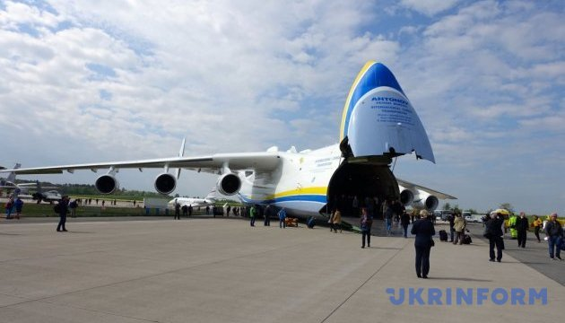 Antonov ready to ensure NATO's needs for cargo transportation without Russia
