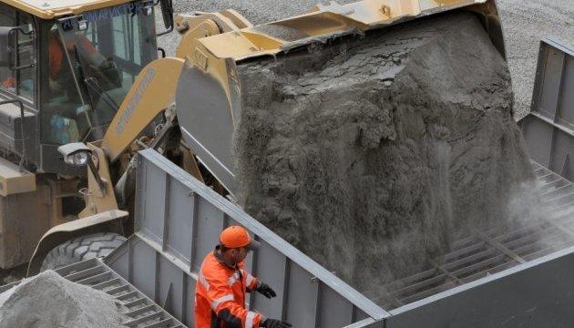 AvtomagistralPivden公司开始运营乌克兰最大的地沥青混凝土工厂
