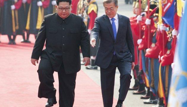 Президент Южной Кореи полетит в Пхеньян