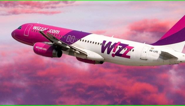 Wizz Air запускает новые рейсы из Украины