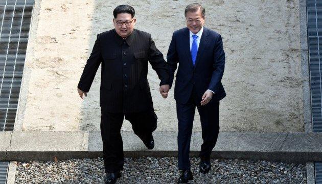 Північна і Південна Кореї домовилися провести саміт лідерів у вересні