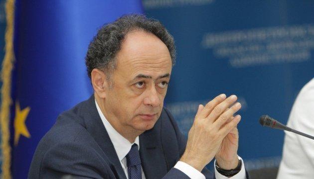 L'UE est toujours intéressée par fournir de l'assistance à l'Ukraine