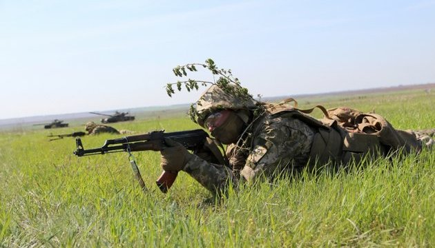 В Україні стартували стратегічні військові навчання «Козацька воля»