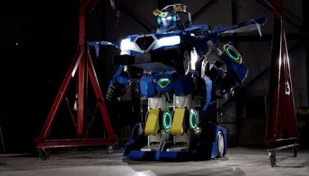 В Японии разработали автомобиль-трансформер