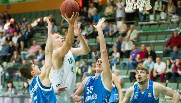 Баскетбол: «Хімік» виграв «бронзу» Суперліги