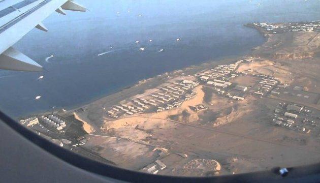Самолет с группой украинских туристов вылетел из Египта во Львов - МИД