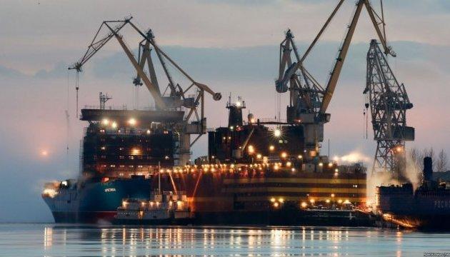 Россия планирует запустить плавучую АЭС, экологи обеспокоены
