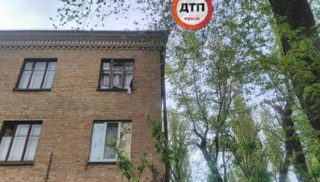 В Киеве произошел взрыв в квартире, есть пострадавший