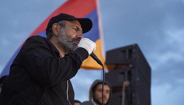 Пашинян сьогодні проведе переговори з парламентськими партіями Вірменії