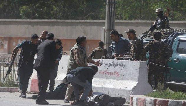 У Кабулі прогриміли вибухи, семеро загиблих