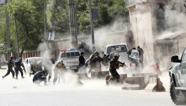 Серед загиблих у результаті теракту в Кабулі - вісім журналістів