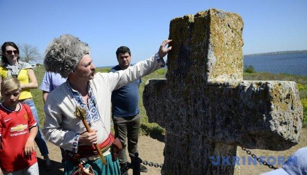 Херсонщина розкрила туристам секрети Кам'янської Січі