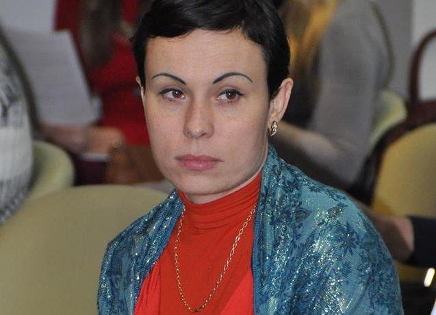 Яна Титаренко