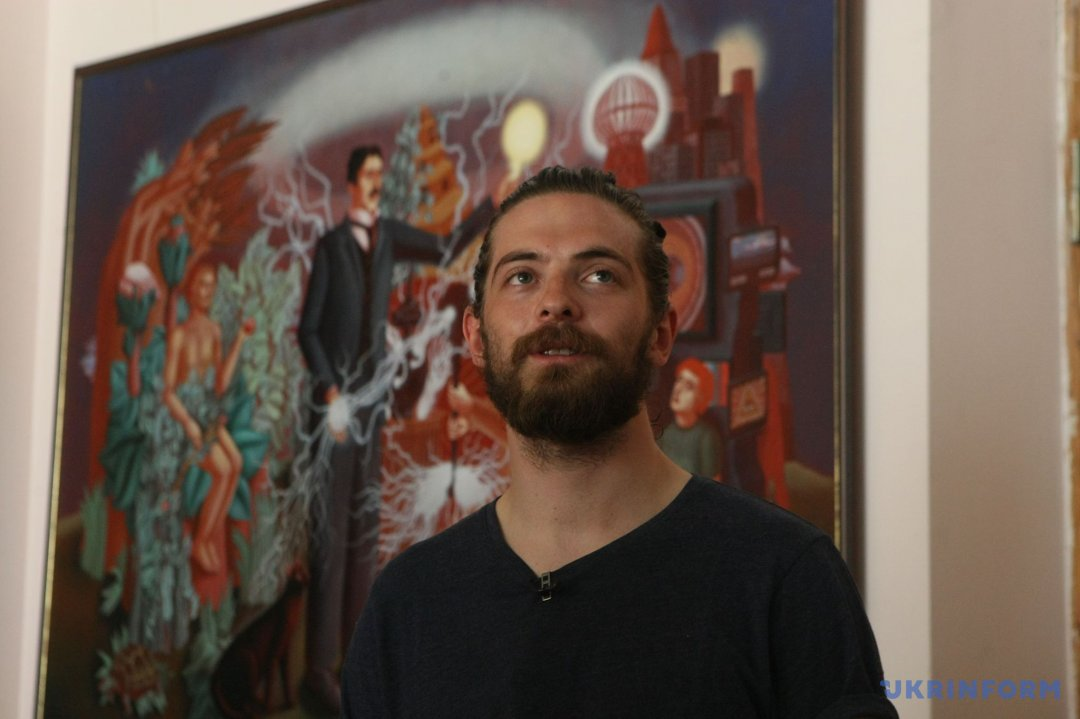 Богдан Паламарчук, кухар-полярник