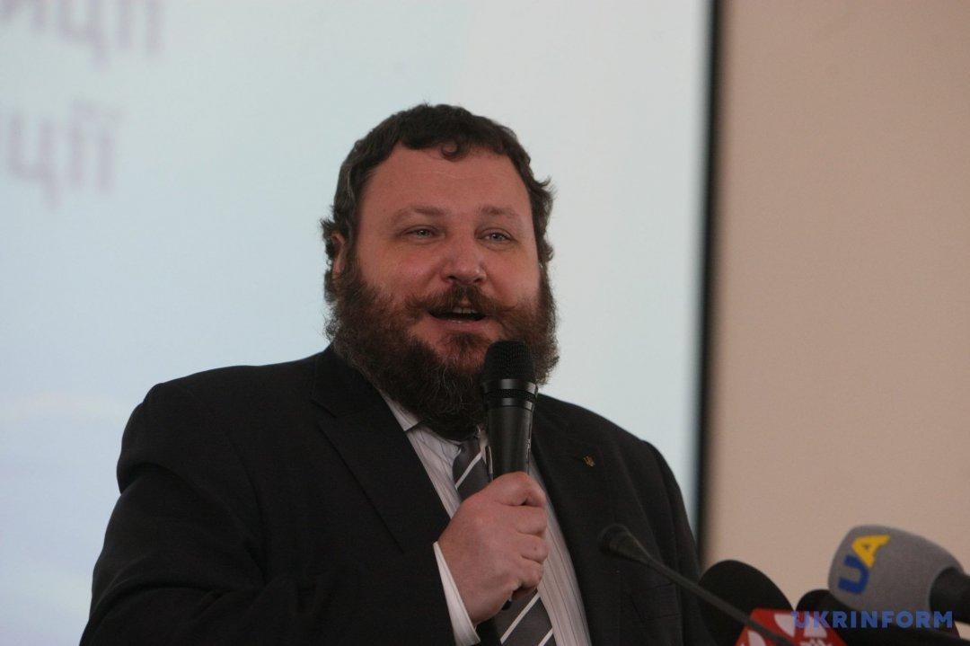 Євген Дикий, директор НАНЦ