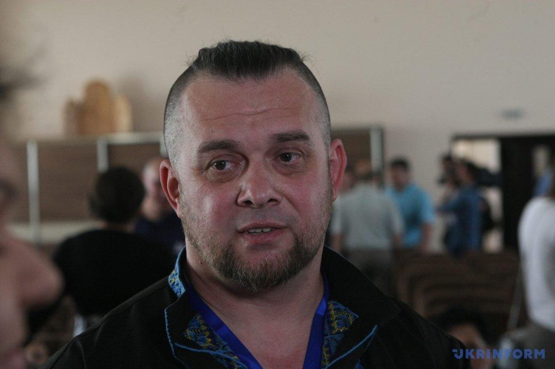 Віталій Смаголь, біолог
