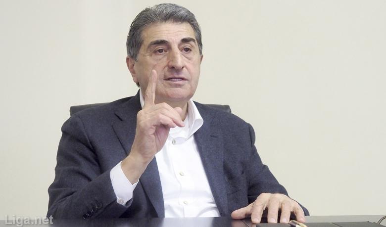 Тарієл Васадзе, власник Запорізького автозаводу (ЗАЗ)