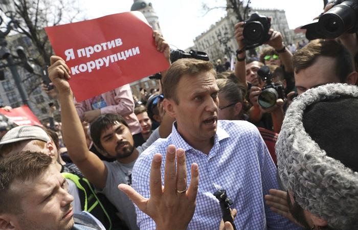 Навальний спромігся нав'язати себе російському режимові в якості реального опонента