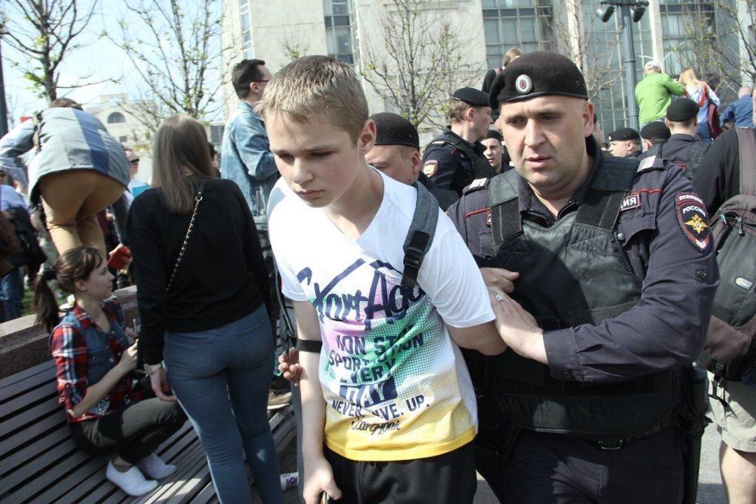 На акції протесту