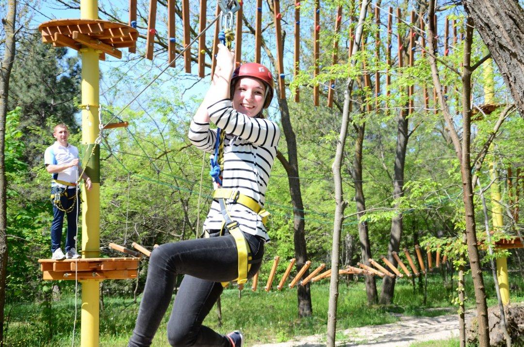 Дитячий табір «Молода гвардія»