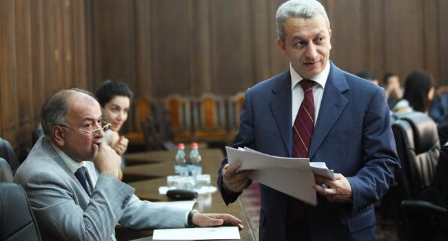 Атом Джанджугазян, міністр фінансів Вірменії