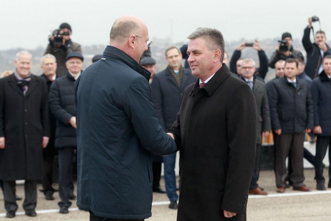 Фото: офіційний сайт Президента Придністровської Молдавської Республіки
