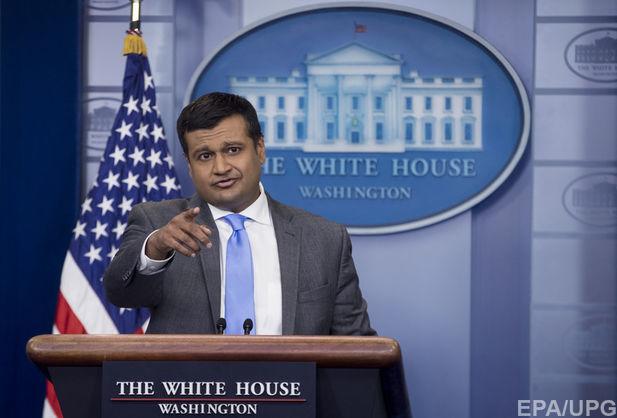 Радж Шах, перший заступник речника Білого дому