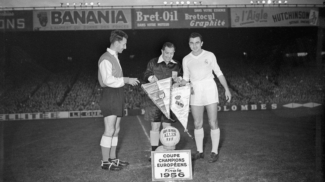 Фінал Кубка чемпіонів-1956. Реймс - Реал.