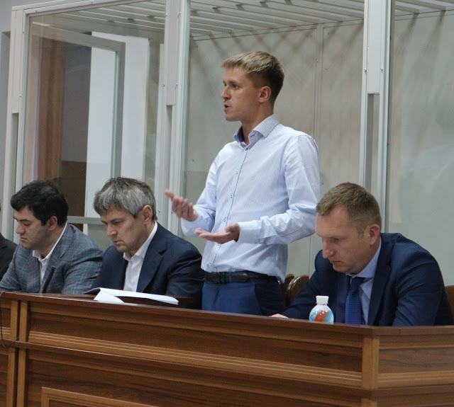 Адвокат Дорошенко
