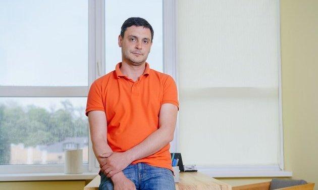 Засновник TravelPost Ярослав Львович // Фото: Бізнес Цензор