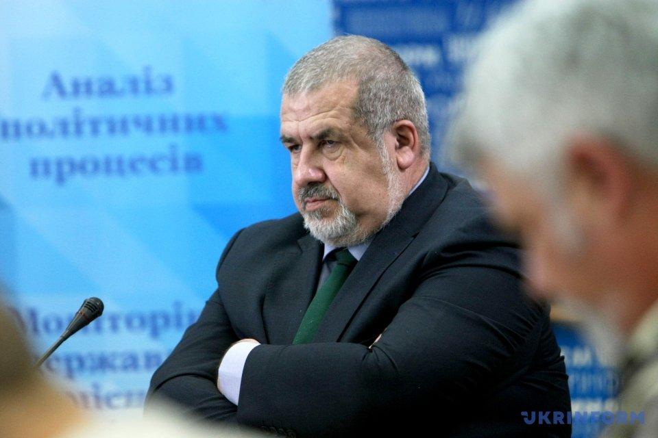Refat Chubarov