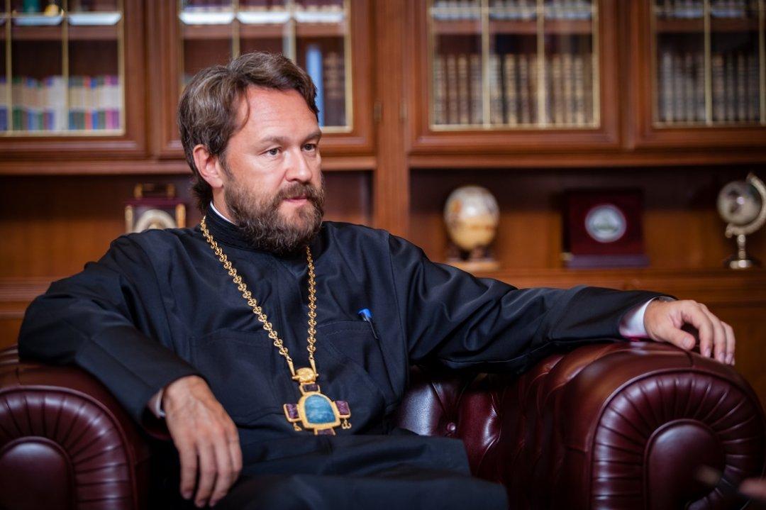 Іларіон Алфєєв. Фото: dysha.info