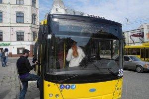У Києві на день призупинять рух двох тролейбусів
