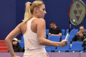 Tennis/WTA : Marta Kostyuk en demi-finale à Abu Dhabi