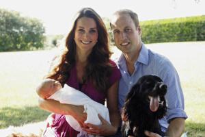 Наймолодшому сину принца Вільяма і Кейт Міддлтон виповнилося 3 роки