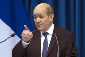 Французький міністр назвав політику США в Сирії «загадкою»