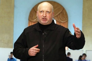 Ukraine's National Guard born of Revolution of Dignity – Turchynov