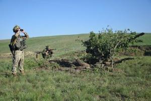 16 Angriffe der Besatzer in der Ostukraine