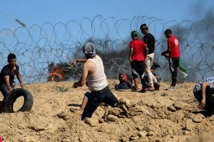 У Секторі Гази знову сутички між ізраїльтянами та палестинцями: є постраждалі