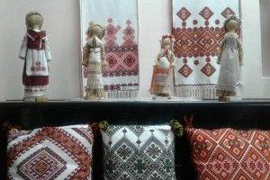 В Чигирині презентують понад 100 ляльок-мотанок від майстринь з України та закордону