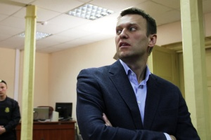 Навальний у відділку поліції, адвоката до нього не пускають — штаб