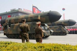 В КНДР заявили об очередном ракетном испытании