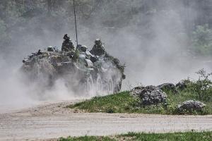 Les troupes russes tirent sur Tchermalykh: une civile blessée