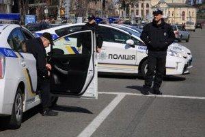 Поліція посилила заходи безпеки у центрі Києва