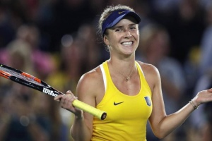 Svitolina reaches 2nd round of Australian Open