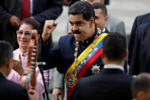 Мадуро оновлює все вище військове командування Венесуели