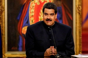 Мадуро закрыл границу с Бразилией