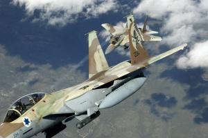 Ізраїль атакував район Дамаска у відповідь на запуск ракет