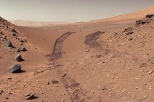 На Марсе нашли следы десятков ледниковых периодов