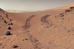 Марсоход NASA запишет, как «звучит» Красная планета